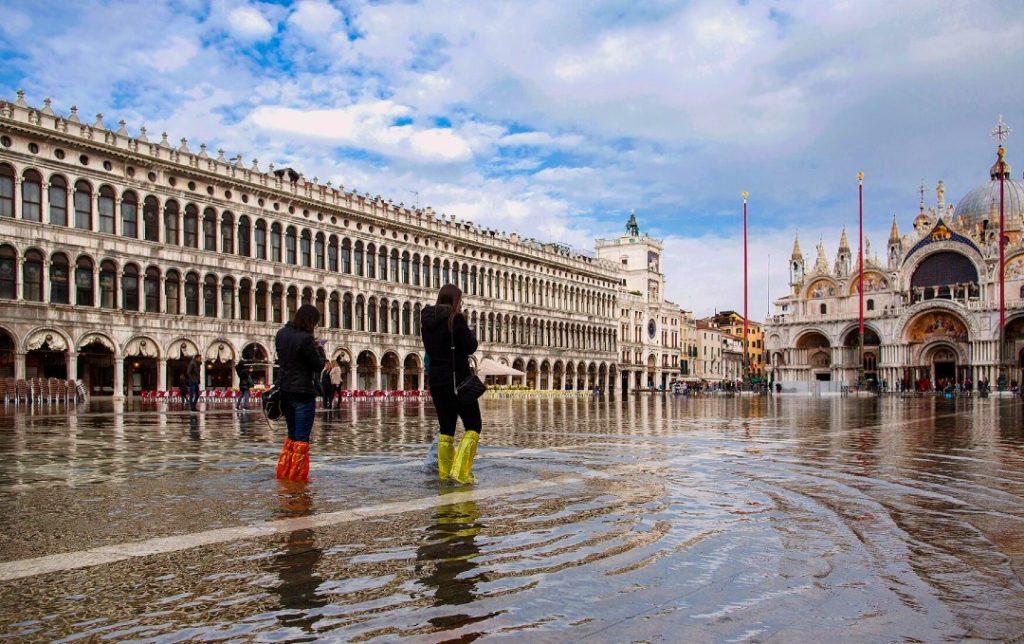 Venise acqua alta 1 1