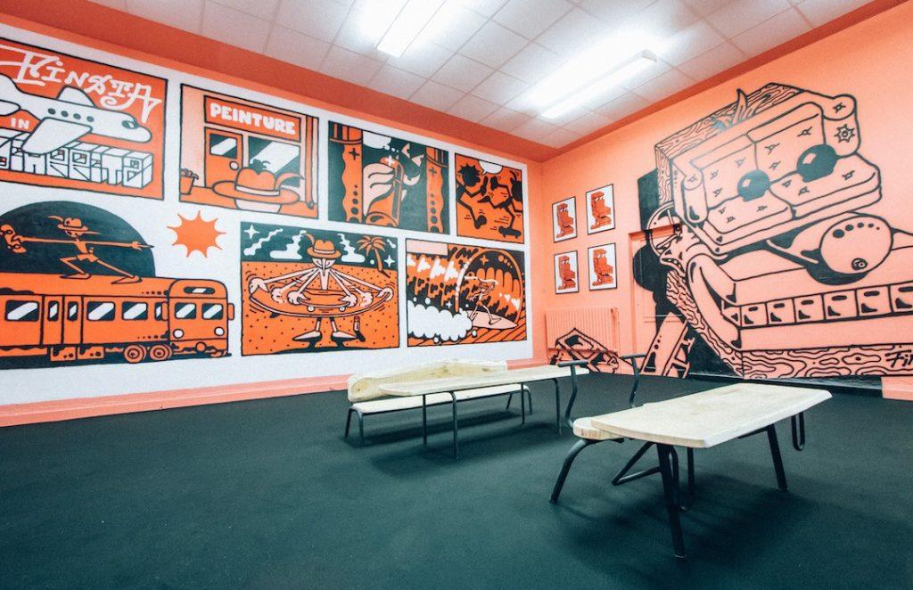 Biarritz Street art à Btz 1