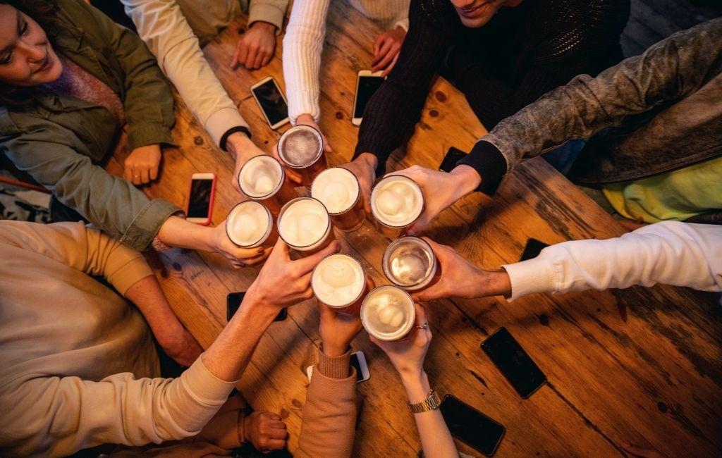 15 adresses ou boire un verre a londres