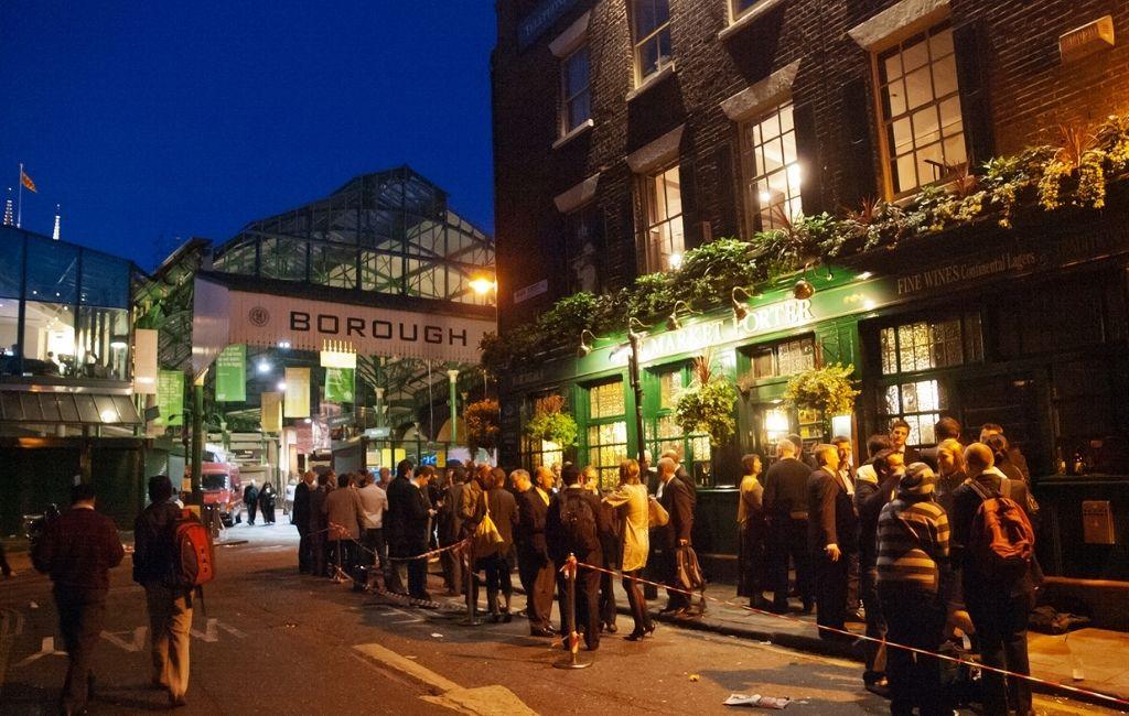 Londres Boire Un Verre2