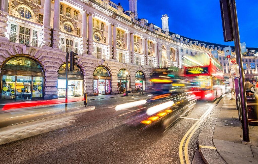 Londres Oxford Street